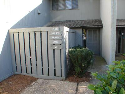 Fripp Island SC Condo/Townhouse For Sale: $240,000