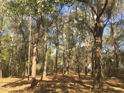 Beaufort, Beaufort Sc, Beaufot, Beufort Residential Lots & Land For Sale: 241 Green Winged Teal Drive S