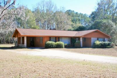 Single Family Home Sold: 1460 Bees Creek Road