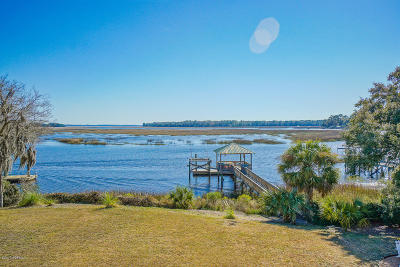 Beaufort, Beaufort Sc, Beaufot Single Family Home For Sale: 14 Tuxedo Drive