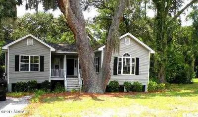 Beaufort County Single Family Home For Sale: 504 Meritta Avenue
