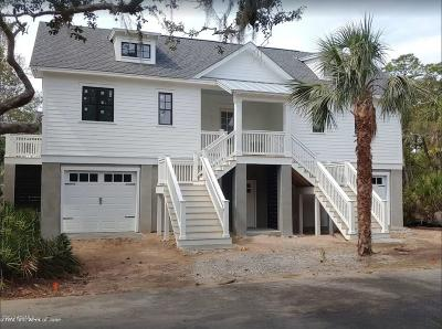 Fripp Island SC Single Family Home For Sale: $439,000