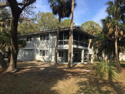 Beaufort County Single Family Home For Sale: 708 Sea Dragon Lane