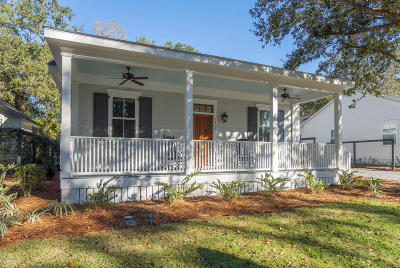 Beaufort Single Family Home For Sale: 1405 Lafayette Street