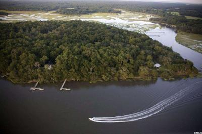 Seabrook Residential Lots & Land For Sale: 216 Bull Point Drive