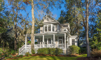 Habersham Single Family Home For Sale: 14 Over Dam