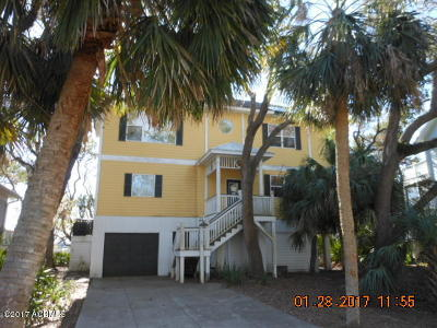 Fripp Island Single Family Home For Sale: 165 Ocean Creek Boulevard