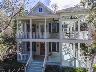 Beaufort Single Family Home For Sale: 317 Islands Avenue