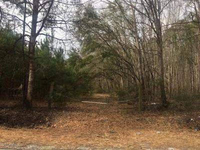 Yemassee Residential Lots & Land For Sale: Off Hwy 17