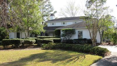Beaufort County Single Family Home For Sale: 758 Island Circle E