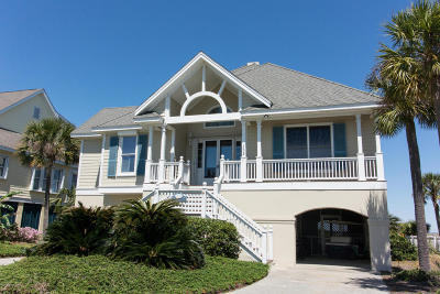 Beaufort County Single Family Home For Sale: 152 N Harbor Drive