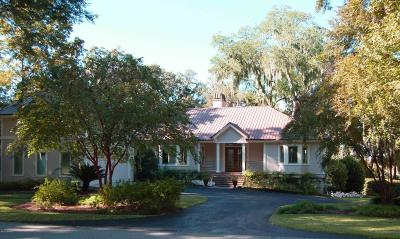 Beaufort County Single Family Home Under Contract - Take Backup: 206 Cotton Dike Road