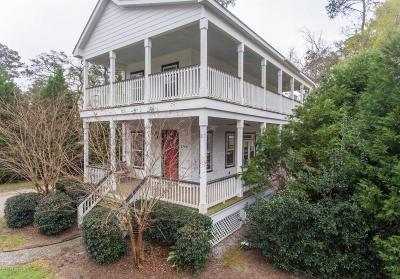 Beaufort, Beaufort Sc, Beaufot Single Family Home For Sale: 2708 Bull Street