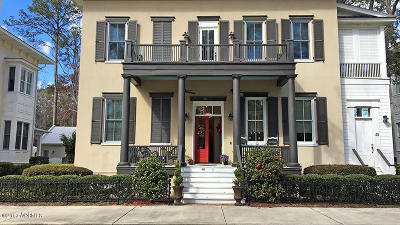 Beaufort, Beaufort Sc, Beaufot, Beufort Condo/Townhouse For Sale: 48 Harford #1