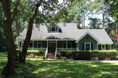 Beaufort County Single Family Home For Sale: 3530 Morgan River Drive N