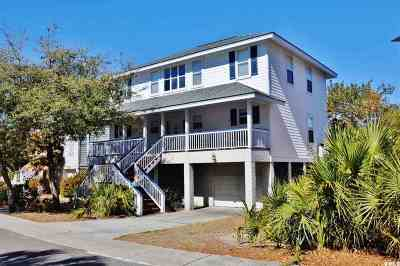 Fripp Island Single Family Home For Sale: 25 Sea Mist Lane #Oceanvie