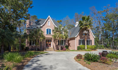 Beaufort County Single Family Home For Sale: 39 Ridge Road