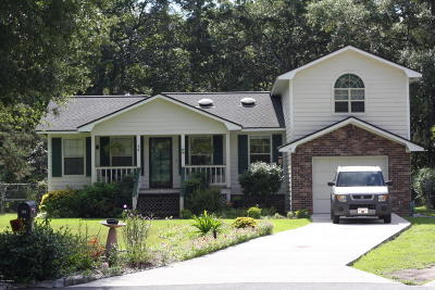 Beaufort County Single Family Home Under Contract - Take Backup: 34 Braeburn Lane
