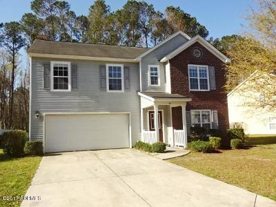 Beaufort County Single Family Home For Sale: 30 Woodland Hills Drive