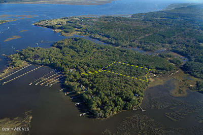 Beaufort County Residential Lots & Land For Sale: 97 W River Drive