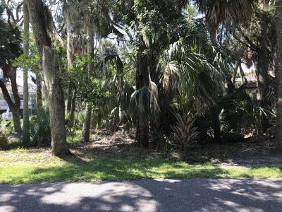 Fripp Island Residential Lots & Land For Sale: 285 Deer Lane