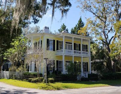 Beaufort Single Family Home For Sale: 502 Prince Street