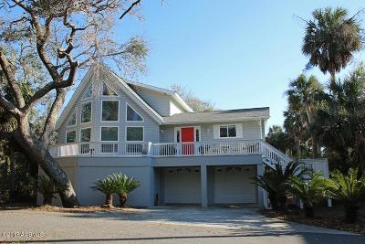 Fripp Island Single Family Home For Sale: 512 Lookout Lane