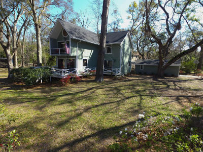 St. Helena Island SC Single Family Home Sold: $270,000