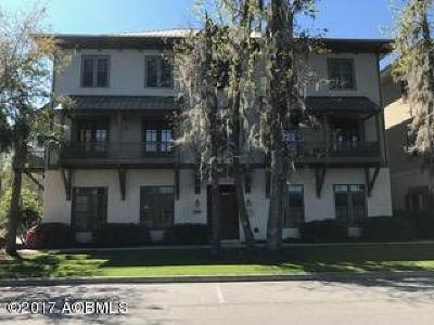 Beaufort Condo/Townhouse For Sale: 154 Cherokee Farms Road #1b