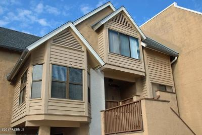 Beaufort County Condo/Townhouse For Sale: 661 New Haven Court