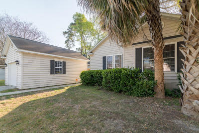 Beaufort Single Family Home Under Contract - Take Backup: 44 White Pond Boulevard