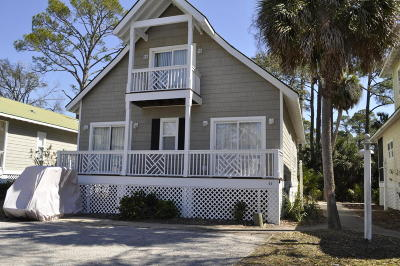 Fripp Island Single Family Home For Sale: 44 Davis Love Drive