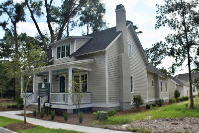 Beaufort Single Family Home For Sale: 516 Water Street