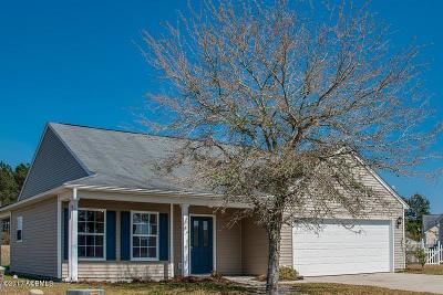 Ridgeland Single Family Home For Sale: 36 Honeycomb Place