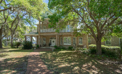 Beaufort Single Family Home For Sale: 144 Spanish Point Drive