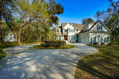 Beaufort County Single Family Home For Sale: 10 Walling Grove Road