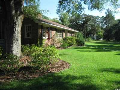 Single Family Home Sold: 2641 Bees Creek Road