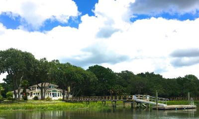 Beaufort Single Family Home Under Contract - Take Backup: 108 Dolphin Point Drive