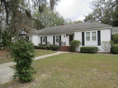 Ridgeland Single Family Home For Sale: 549 W Adams Street