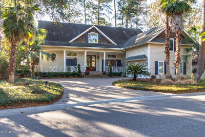 Beaufort County Single Family Home For Sale: 247 Dataw Drive