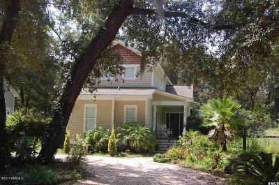 Beaufort Single Family Home Under Contract - Take Backup: 2308 Pine Court S