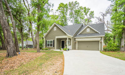 Beaufort County Single Family Home For Sale: 12 Osprey Road