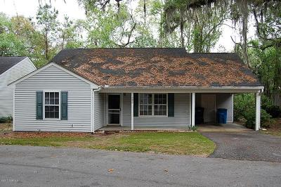 Beaufort Single Family Home Under Contract - Take Backup: 290 Cedar Grove Circle