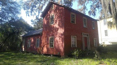 Port Royal, Port Ryal, Pt. Royal Single Family Home For Sale: 931 9th Street