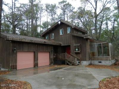 Beaufort, Beaufort Sc, Beaufot, Beufort Single Family Home For Sale: 183 Spanish Point Drive