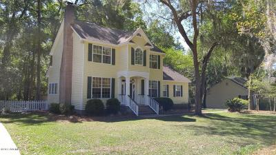 Beaufort, Beaufort Sc, Beaufot Single Family Home For Sale: 303 Cottage Farm Drive