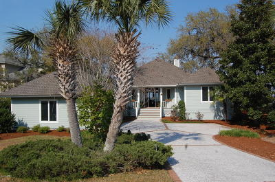 Dataw Island Single Family Home Under Contract - Take Backup: 2 The Point