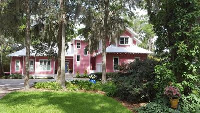 Beaufort County Single Family Home Under Contract - Take Backup: 70 Meridian Road