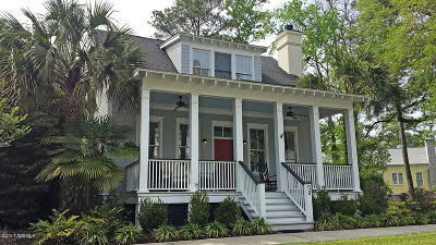 Beaufort County Single Family Home For Sale: 59 Grace Park