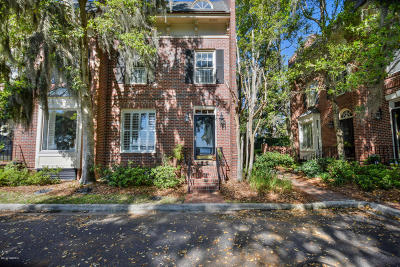 Beaufort Condo/Townhouse For Sale: 895 Ribaut Road #15